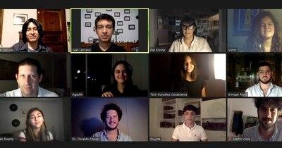 La Nación / Nueva película de Paz Encina por Facebook Live