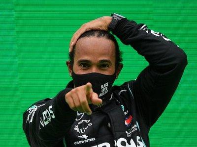 Hamilton supera el coronavirus y correrá en el último Gran Premio de la Fórmula 1