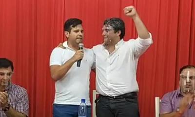 Carlos Godoy acompañará candidatura de Marcos Benítez – Prensa 5
