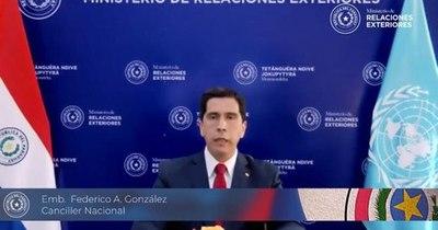 La Nación / Paraguay busca un lugar en el Consejo de Derechos Humanos de la ONU