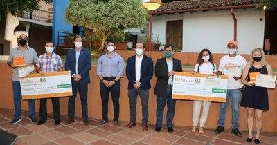 La Nación / Asunción recicla 2.0 entregó premios