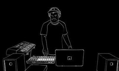 Proyecto Guten, experimentación musical electrónica