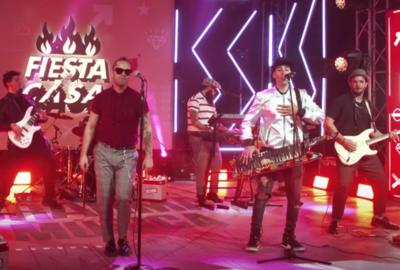 HOY / Kchiporros y Camarasa presentan nuevas versiones de conocidas canciones