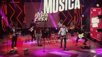 Kchiporros y Camarasa presentan nuevas versiones de sus icónicas canciones