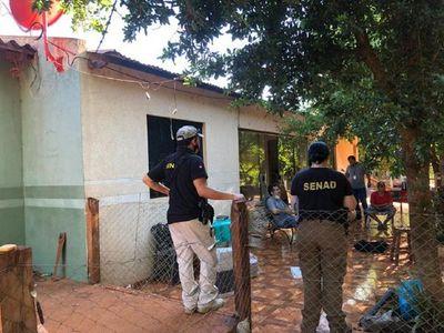 Hallan laboratorio clandestino de cocaína en Alto Paraná