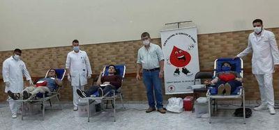 Instan a donar sangre antes de Navidad