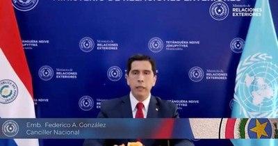 La Nación / Paraguay busca un lugar en el Consejo de DDHH