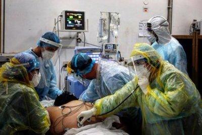 """""""Durante los días que estuve internado, 12 pacientes murieron en el hospital"""""""