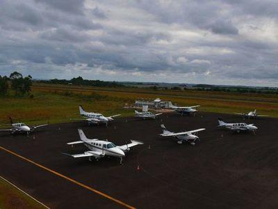 Encarnación proyecta la ampliación y la modernización del aeropuerto