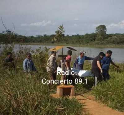 Rescatan cuerpo de desaparecido en arroyo Yguazú, presumen de homicidio