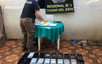 Desbaratan laboratorio de cocaína de mano derecha del capo narco «Toma'i»