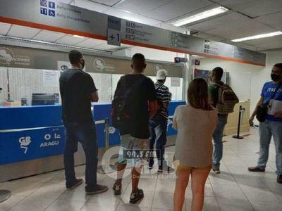 Brasileños con frondosos antecedentes trataron de ingresar ilegalmente al país