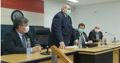 La Nación / Ministros de la Corte brindaron curso sobre amparo