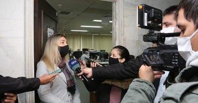 La Nación / Piden convocar a ujier de jueza para declaración indagatoria