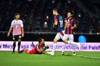 Cerro no pudo en casa ante el descendido San Lorenzo