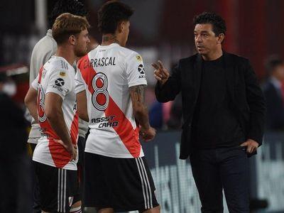 Boca y River inician su camino en la Zona Campeonato con sendos empates