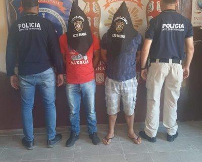 Cae detenido el presunto autor intelectual de crimen de una pareja en Minga Guazú – Diario TNPRESS