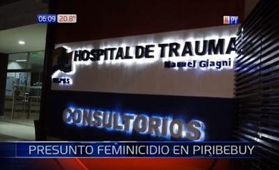 Mujer muere tras sufrir puñaladas propinadas por su expareja