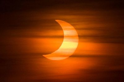 ¡Hoy veremos el eclipse parcial del sol! Todo lo que tenemos que saber sobre este fenómeno