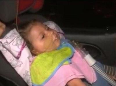 Otros más de 40 niños padecen AME al igual que Bianca