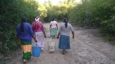 Buscan paliar sequía en comunidades indígenas