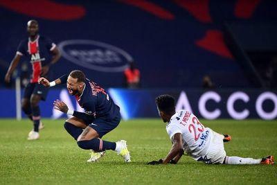 "Neymar: ""Podía haber sido peor"""