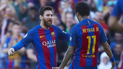 Messi vs. Neymar: el gran duelo de los octavos de final de la Champions League