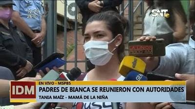 Inicia proceso para adquirir medicamento para Bianca