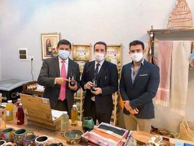 Habilitan local de comercialización en Asunción para apoyar a productores paraguayos