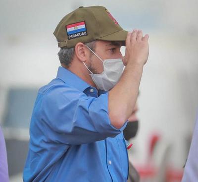 Ciudadanía aplaza a Mario Abdo  Benítez en gestión energética