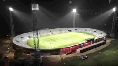Un nuevo coliseo deportivo se erige en Encarnación