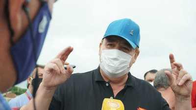 """Gobernador afirmó que en Asunción frenan despegue del Alto Paraná y anunció una """"revolución diferente"""""""