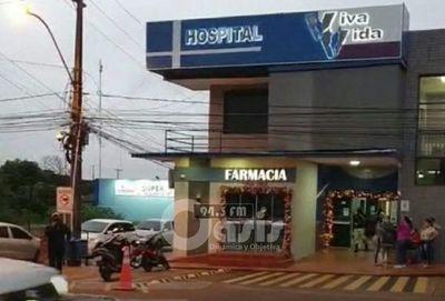 Ex intendente de Itanará fue víctima de atentado en Pedro Juan