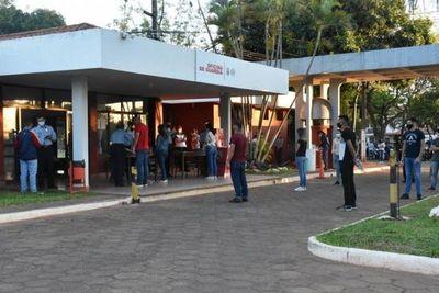 Presentarán denuncias sobre hechos de corrupción en proceso de ingreso a la Academia de Policía