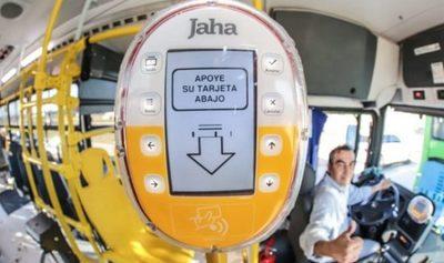 Extienden pago con efectivo en buses