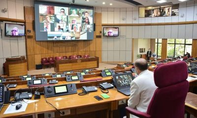 Senado analizará nuevos créditos y creación de 4 municipios en sesión extraordinaria