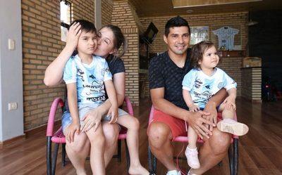 """""""Lito"""" Duarte, leyenda de Guaireña FC y el optimismo hecho fútbol"""
