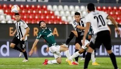 HOY / Antecedentes parejos entre Libertad y Palmeiras