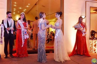 """Luqueña fue electa """"Vice Reina Nacional del Paraguay 2020"""" •"""