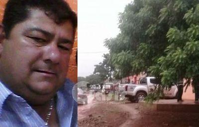 Falleció ex intendente baleado en asalto en Pedro Juan