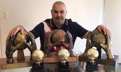 HOY / Chilavert no comparte el Dream Team y habla del 'legado sudamericano'
