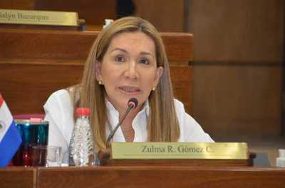 Mazzoleni pretende justificar su inutilidad reflotando el impuestazo al tabaco, según senadora liberal