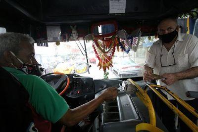 Transporte público: Pago en efectivo del pasaje se extiende hasta enero