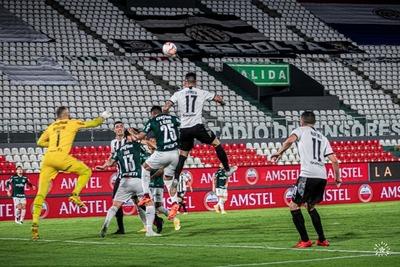 Libertad buscará meterse entre los cuatro mejores del continente ante Palmeiras