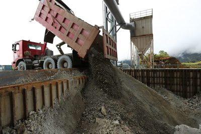 Ecuador sumó 646 millones de dólares en exportaciones mineras hasta octubre
