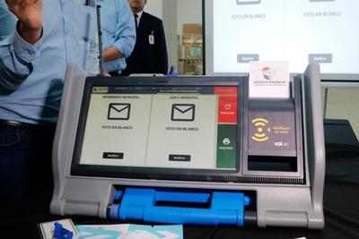 Prevén socializar las máquinas de votación con el electorado desde febrero
