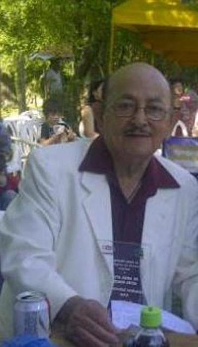 "Falleció el poeta sanlorenzano ""Yvytu"""