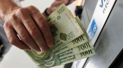 Hacienda prosigue con el pago de salarios y aguinaldo a funcionarios públicos