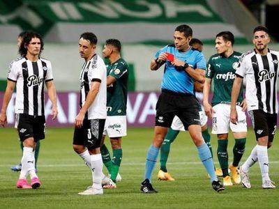 Libertad se despide de la Copa Libertadores