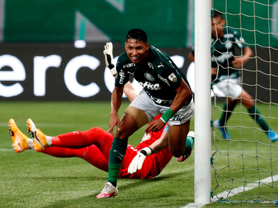 Palmeiras sentencia la suerte de Libertad